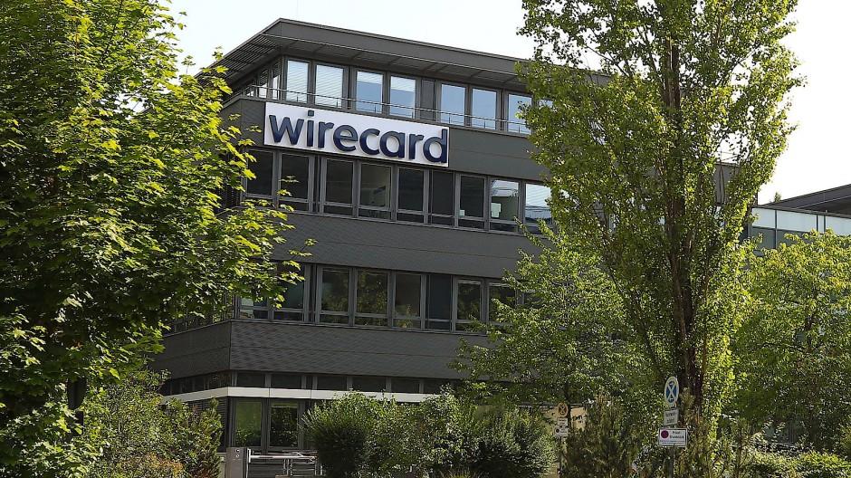 Die Zentrale des insolventen Zahlungsdienstleisters Wirecard