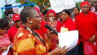Nigerianer fordern mehr Einsatz für entführte Mädchen