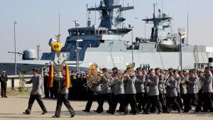 Bundeswehr soll fünf neue Korvetten bekommen