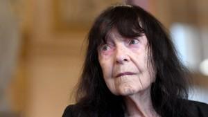 Friederike Mayröcker ist tot