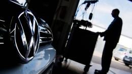 VW muss Dieselauto zurücknehmen