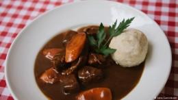 Salzburger Bierfleisch am Kurfürstendamm