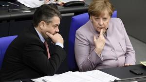 Merkel warnt vor völliger Abkehr von der Türkei
