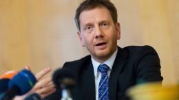 """Für Sachsens Ministerpräsident gibt es """"ein Problem, was die Integration angeht"""""""