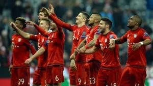 Ein Sieg der Hoeneß-Bayern