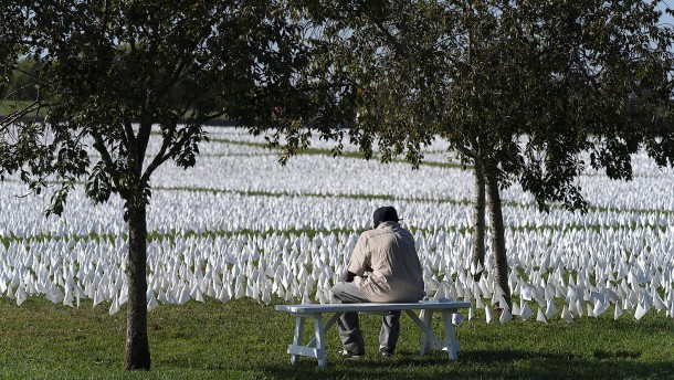 USA verzeichnet über 700.000 Corona-Tote