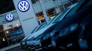 Volkswagen bricht jetzt doch der Absatz weg