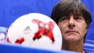 Löw wünscht sich Russland im Confed-Cup-Halbfinale