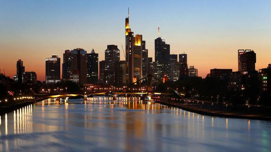 """Abgang: Zwei Gründer gehen Frankfurt vorerst verloren, aber sie wollen bald zum Frankfurter """"Spirit"""" zurückkehren."""