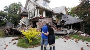 Verheerendes Erdbeben jährt sich zum zehnten Mal