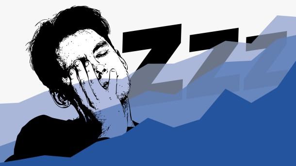 Wenig Schlaf kostet uns Milliarden