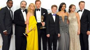 """Homeland"" großer Gewinner bei den Emmy Awards"