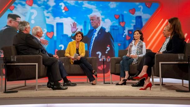 TV-Kritik: Trump entfesselt sich von allen Bündnissen