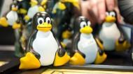 Das Linux-Maskottchen Tux