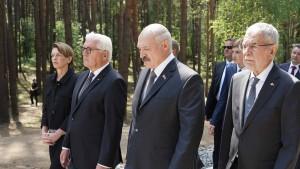 Steinmeier warnt vor Verdrängung der Nazi-Verbrechen