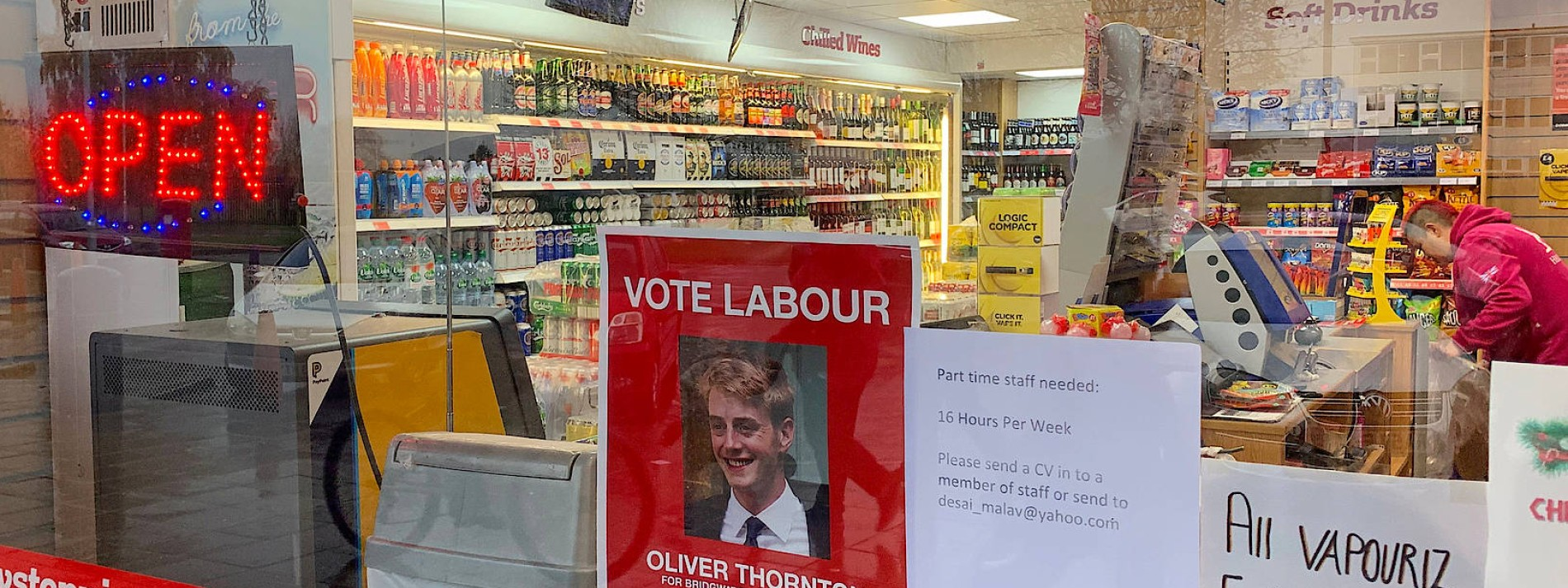 Stimmen gewinnen trotz Corbyn