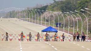 Das Militär beendet das Märchen von Myanmar