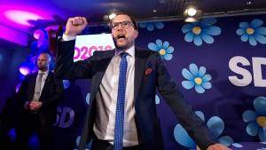 Die Wahl in Schweden ist eine Warnung