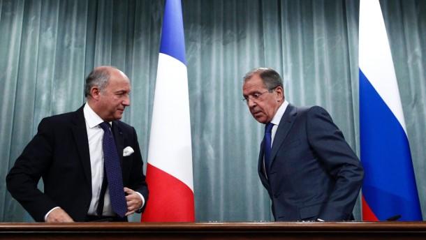 Westen und Moskau uneins über Assads Verantwortung