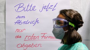 RKI zählt 1415 Corona-Neuinfektionen in Deutschland
