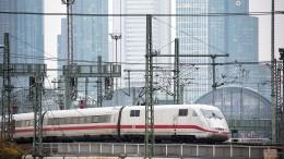 Bahnfahren günstiger als Fliegen