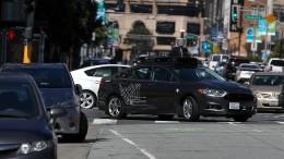 Uber will wieder Roboterautos testen