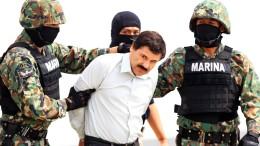 """El Chapo"" soll Schmiergeld an Mexikos Präsidenten gezahlt haben"