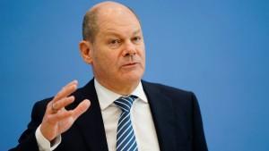 Scholz will Forschung mit 5 Milliarden Euro fördern