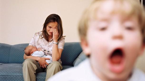 Man muss wahnsinnig sein, heute ein Kind zu kriegen