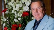 Warnt vor einer hysterischen Debatte über das Klima: Gerhard Schröder (SPD)