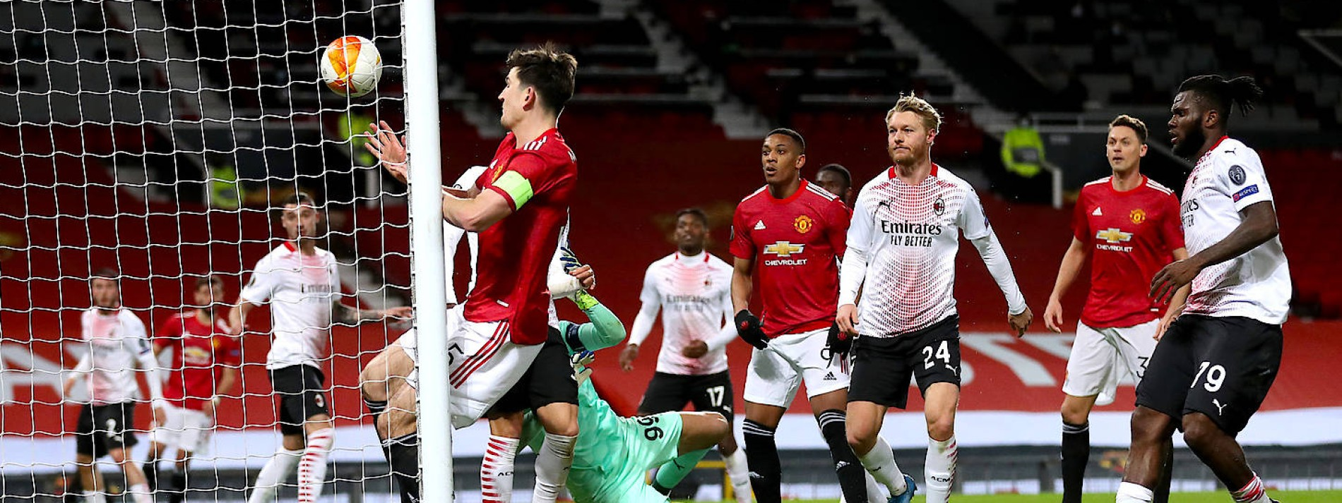 Manchester United kassiert Ausgleich – Arsenal auf Kurs