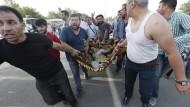 Explosionen auf Wahlkampfveranstaltung in Türkei