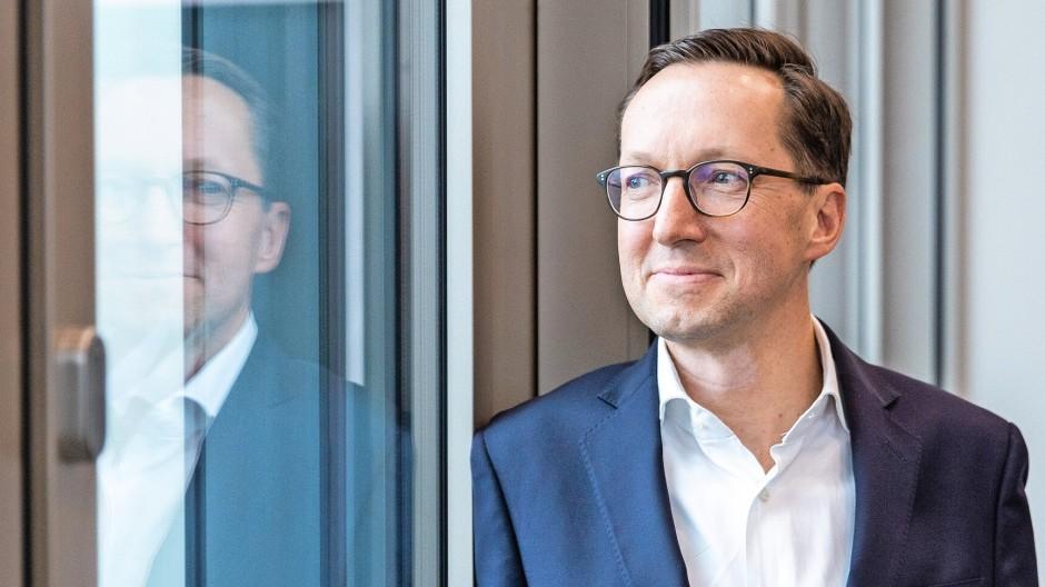 Wolfgang Fink,  54, Goldman-Sachs-Chef für Deutschland und Österreich
