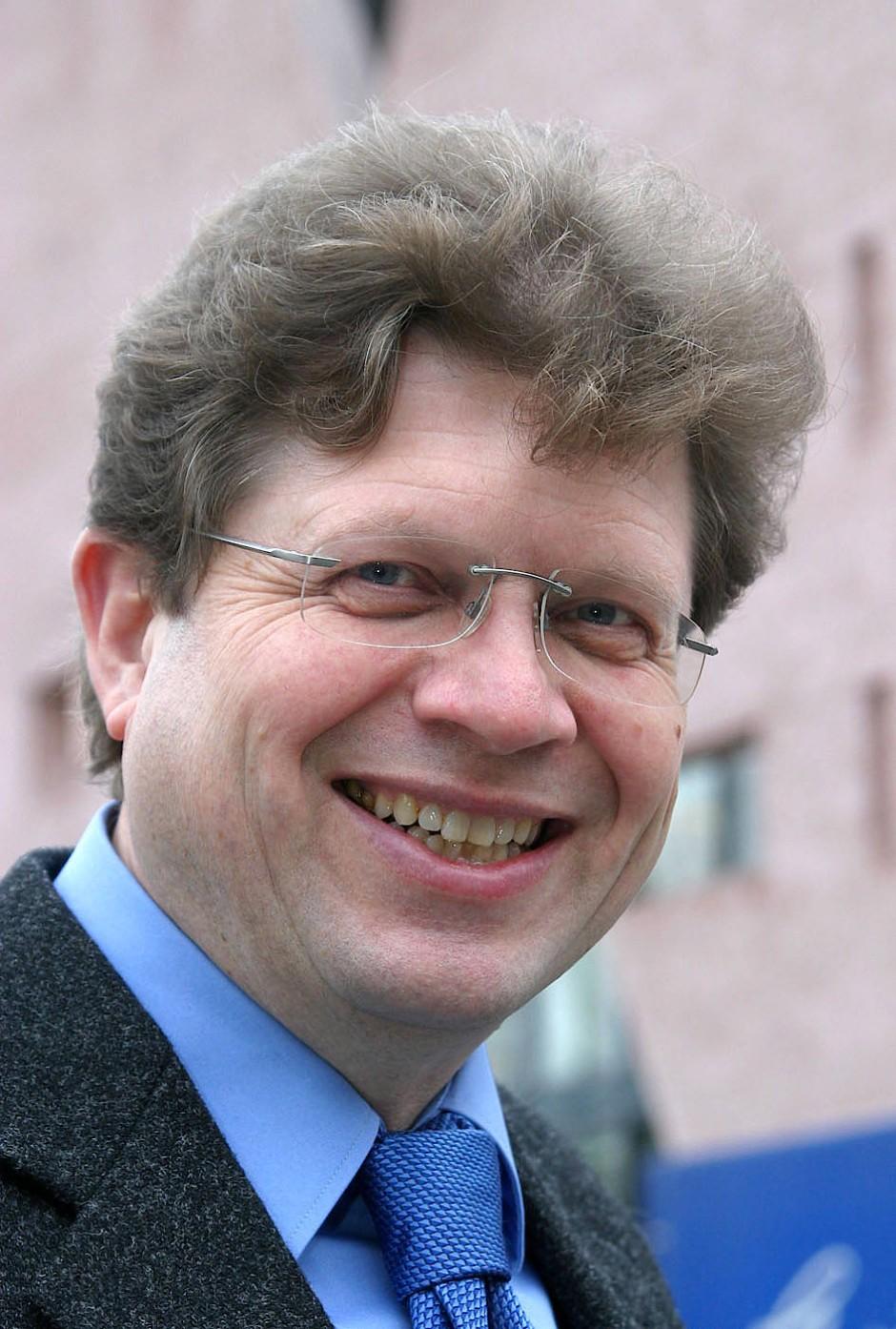 Professor Andreas Radbruch ist wissenschaftlicher Direktor vom Deutschen Rheuma-Forschungszentrum Berlin
