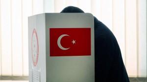 Knapper Vorsprung für Erdogan