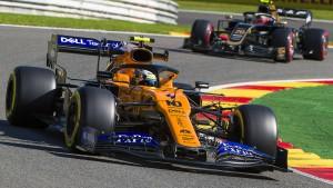 McLaren fährt ab 2021 wieder mit Mercedes-Antrieb
