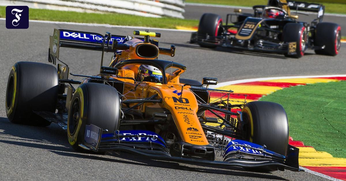 Motorentausch: McLaren fährt ab 2021 wieder mit Mercedes
