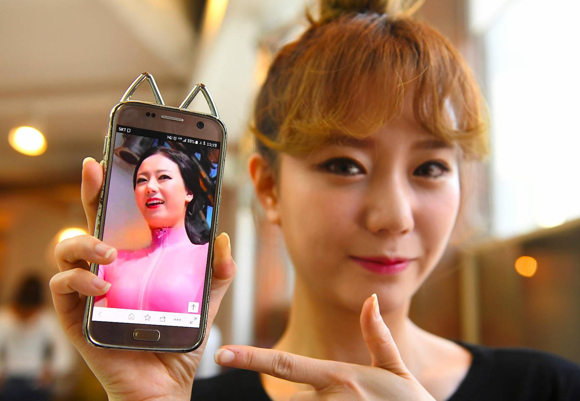 Sex Mädchen Koreanische Schönheit Koreanische Vergewaltigung
