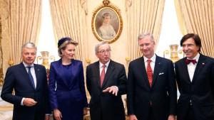 Alle gegen Juncker