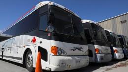 Greyhound stellt alle Routen in Kanada ein