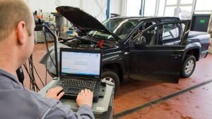 Volkswagen rät Kunden von Diesel-Nachrüstung ab