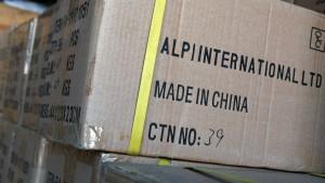 Amerikas Streit mit China spitzt sich zu
