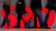 Die SPD will in Zukunft in neuem Glanz erstrahlen.