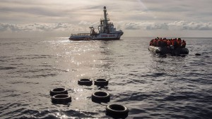 Mehr Boots-Flüchtlinge für Hessen?