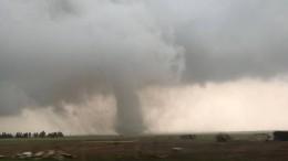 Die Tornados sind los