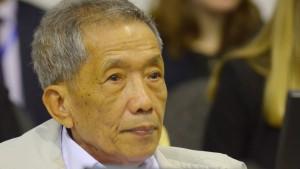 Lebenslänglich für Khmer-Folterchef