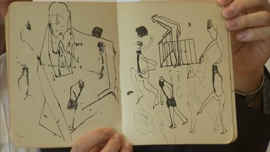 Nachlass von Franz Kafka wird digitalisiert