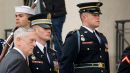 Amerika schließt Militäraktion nicht aus