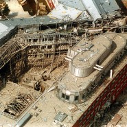 Letzter Akt des RAF-Terrors: Der Anschlag auf die Justizvollzugsanstalt Weiterstadt richtete 1993 einen Schaden von mehr als 100 Millionen Mark an.