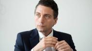 Sprachrohr der Fondsgesellschaft Deka: Ingo Speich, Leiter für Nachhaltigkeit und Corporate Governance, liebt das offene Wort.